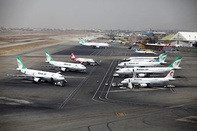 جابهجایی 20 میلیون مسافر هوایی در 10 ماه
