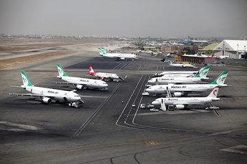 وضعیت تعلیق پروازهای خارجی به علت کرونا و شروط پذیرش مسافر