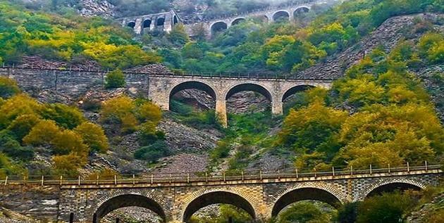 راهآهن شمال ثبت جهانی میشود