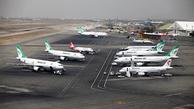 جابهجایی بیش از سه میلیون و 700 هزار مسافر در فرودگاههای کشور