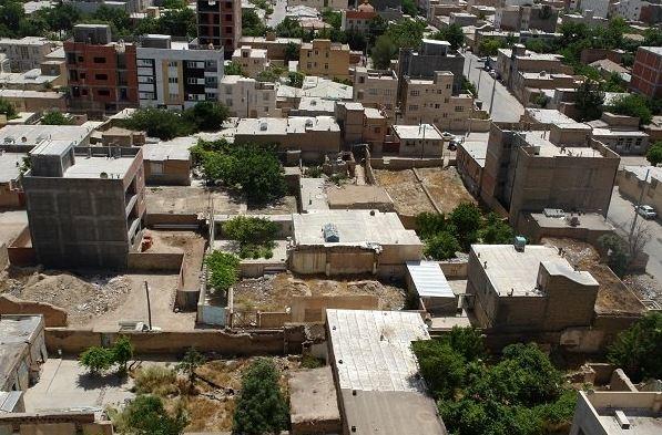 علت خزان زود رس ساختمان های ایرانی