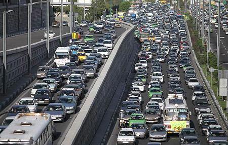 جابجایی ۶ میلیون و ۴۰۰ هزار نفر با ناوگان عمومی جادهای