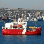 Canada fines Coast Guard ship for speed limit violation