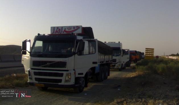 گشتهای نامحسوس جادهای حمل و نقل کالا را مورد رصد قرار میدهند