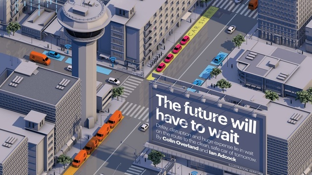 13 reasons why we're not ready for our motoring future