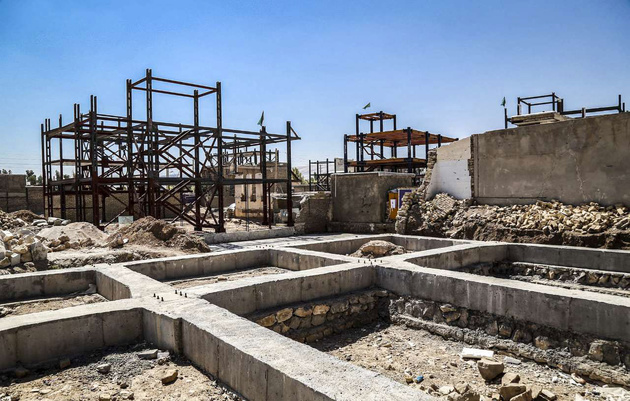 ساخت 28 هزار واحد مسکونی زلزله زدگان کرمانشاه پایان یافت