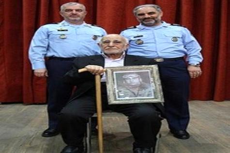 درگذشت تنها خلبان ایرانی جنگ جهانی دوم