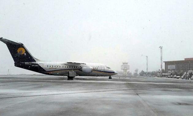 تنها پرواز فرودگاه ایرانشهر لغو شد