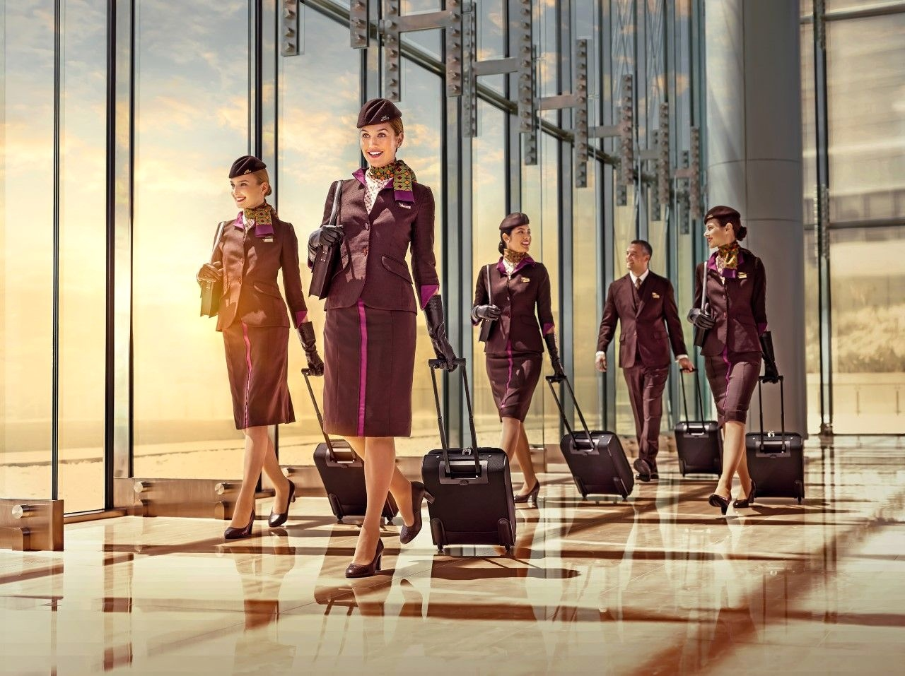 اتحاد ایرویز (Etihad Airways)، امارات متحده عربی