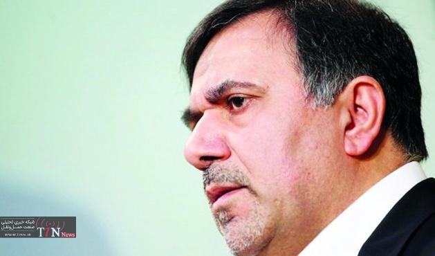 آخوندی: وجود تخلفات مانع ادامه پروژه راه آهن مشهد - گرگان است