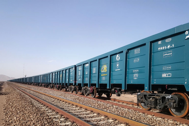 رشد ۵۲درصدی صادرات ریلی از زاهدان به کویته پاکستان