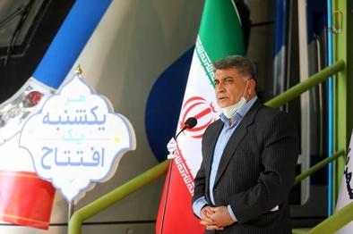 قطارهای جدید متروی اصفهان مطابق با استانداردهای اروپایی