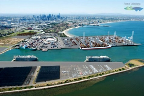 Cargotec's Kalmar signs major further automation contract with VICT in Australia