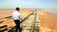 گزارش مدیرعامل راهآهن از مدیریت بحران سیل در شبکه ریلی