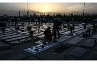 حضور معاونان شهرداری تهران در جمع پرسنل عروجیان