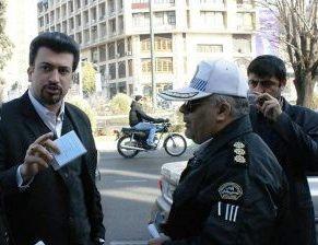 ایجاد پوشه شهروندی با همکاری معاینه فنی و پلیس