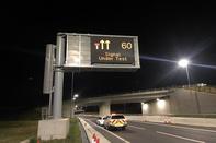 UK installs next-generation digital signage on its roads