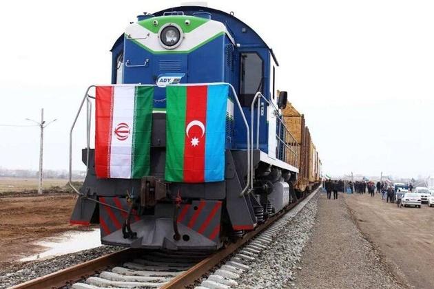 صادرات بیش از ۶ میلیون دلار کالای غیر نفتی از راهآهن آستارا
