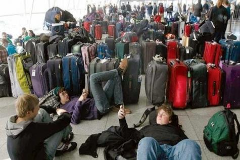 بلای تاخیر به جان ایرلاین و مسافران