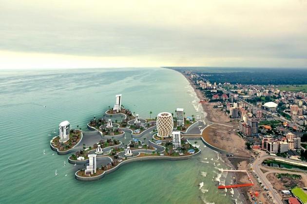 مجوز 18 پروژه توریسم دریایی در مازندران صادر شد