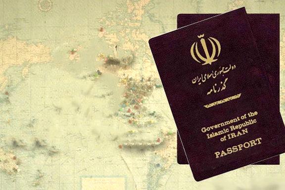 دستور رئیس جمهور در حذف مهر از گذرنامه اتباع خارجی اجرایی شد