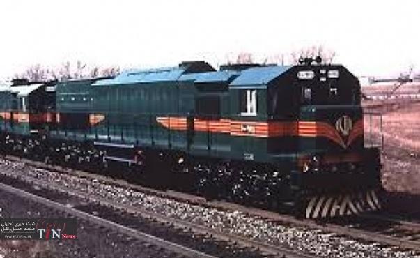 ۳۱ فروردینماه صدای سوت قطار در ایستگاه کرمانشاه شنیده میشود