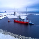 First LNG shipment arrives at Finnish Manga LNG terminal