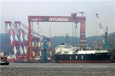 جابه جایی بار در کشتیرانی هیوندایی افزایش یافت