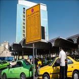 بهسازی بزرگترین پایانه تاکسیرانی شمال شرق تهران
