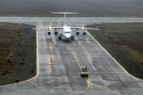 تاخیر هشت پرواز فرودگاه مشهد به دلیل بدی آب و هوا