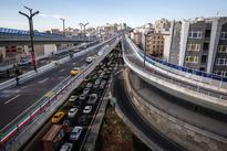 6سال پیش در چنین روزی: افتتاح پل طبقاتی صدر