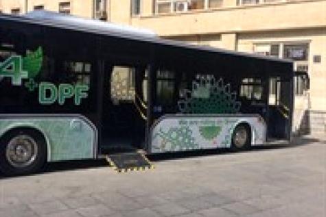 اتوبوسهای کم ارتفاع در اصفهان