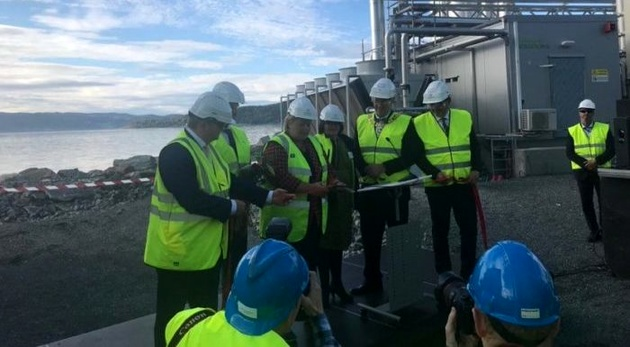 World's largest bioLNG plant opens in Norway