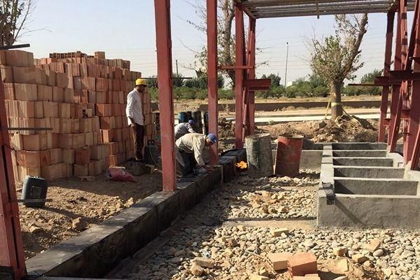  احداث یک بوستان 14 هکتاری در جنوب پایتخت