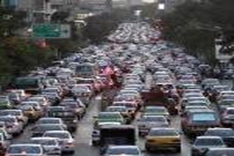 روزانه هزار خودرو به ترافیک تهران افزوده میشود
