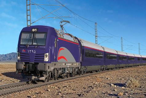 راه اندازی قطار مسافری همدان – مشهد از ۲۰ تیرماه