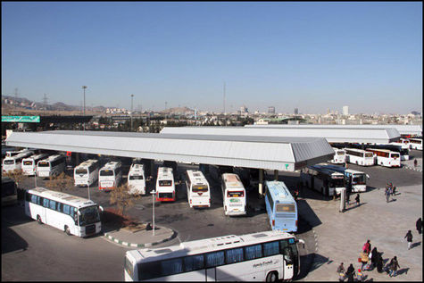 سفر با اتوبوس 15 درصد گران شد