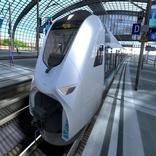 Siemens and Ballard to develop fuel cell train