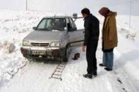 توصیه های زمستانی پلیس راه همدان به رانندگان