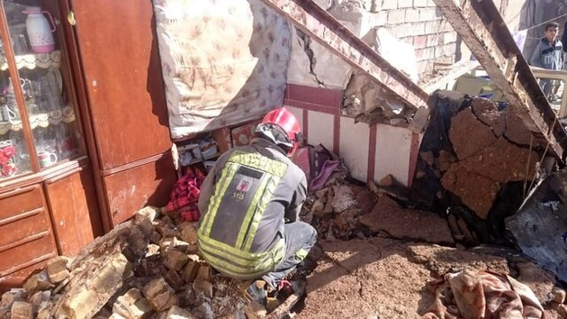 انفجار مرگبار خانهای در تهرانپارس