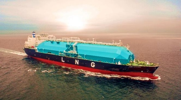 Fifth Moss-Type LNG Carrier Joins MISC Group