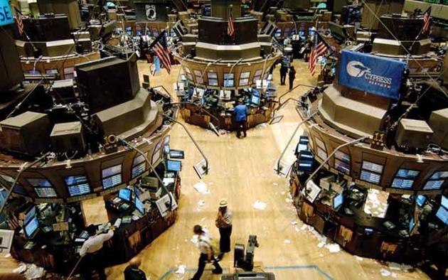 شوک ترور بر بازارهای جهانی