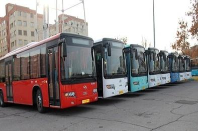 توقف فعالیت ناوگان اتوبوسرانی کرج/ تردد تاکسیها ادامه دارد