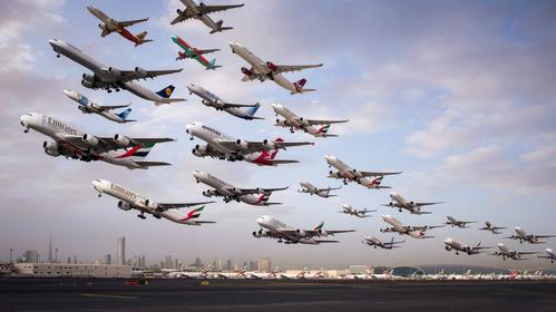 ترافیک هوایی