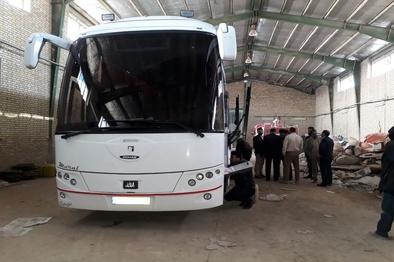 کشف 4 هزار لیتر سوخت قاچاق از اتوبوس مسافربری در پایانه مرزی دوغارون