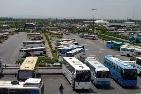 پروتکلهای کرونایی زیر چرخ اتوبوسهای بینشهری!