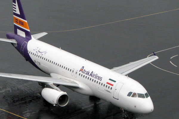 اترک ادعای زمینگیری هواپیمای فروخته شده را رد کرد