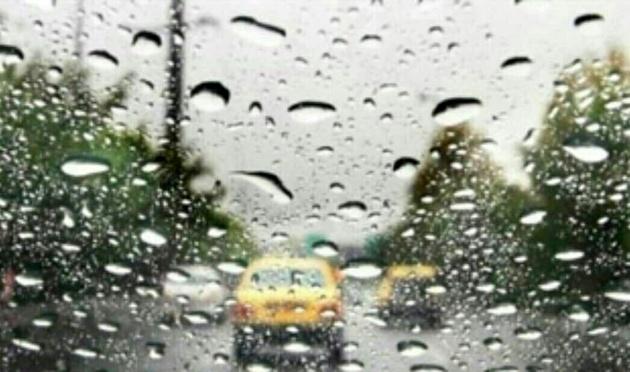 هوای مازندران عید نوروز سرد و بارانی است