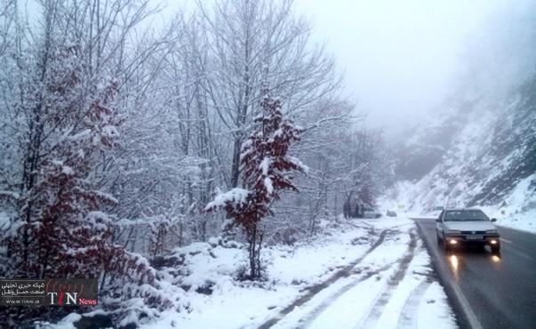 تمهیدات ویژه راهداری زمستانی در استان گیلان
