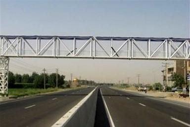 بهرهبرداری از دومین پل طولانی کشور در شهرکرد